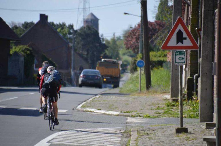 Les points-noeuds vélo