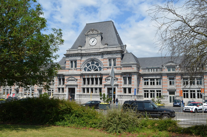 Gare de Tournai