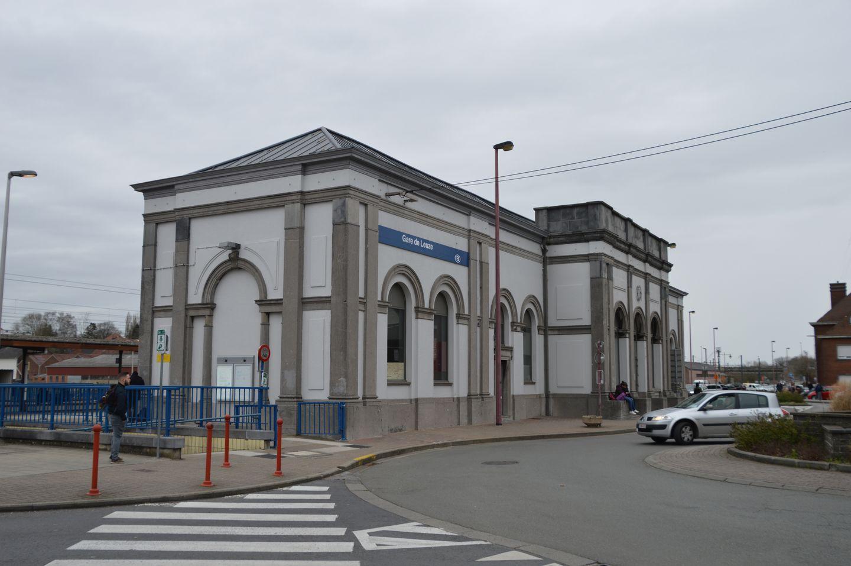 Gare de Leuze