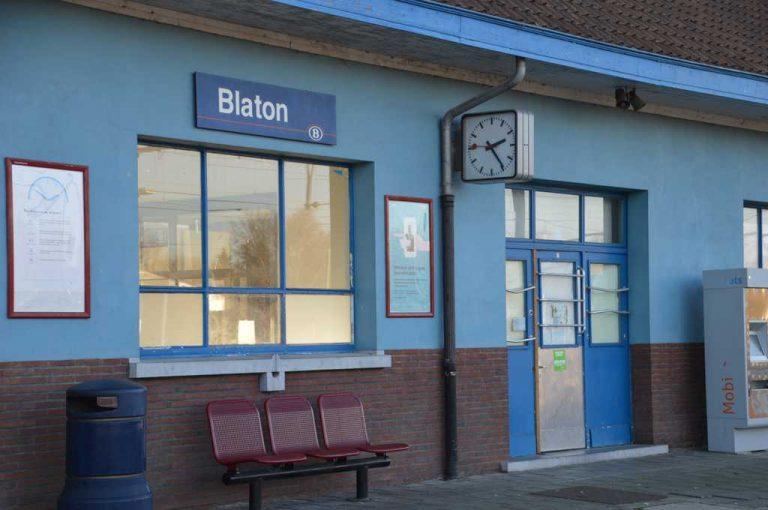 Gare et arrêts dans la commune de Bernissart