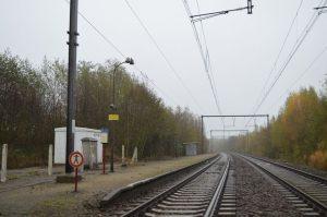 Arrêt de train Ville-Pommeroeul