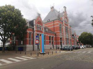 Gare d'Ath
