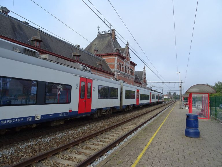 Gare de Péruwelz