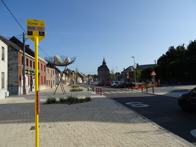 Place de Bernissart – Cœur de village