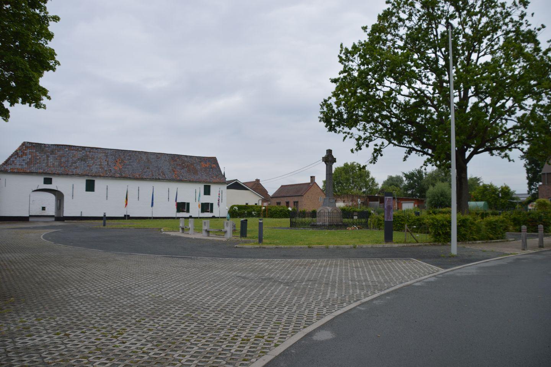 Croix de Fontenoy – Cœur de village