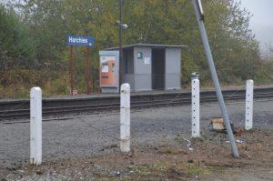 Arrêt de train de Harchies