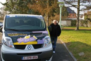 Taxi social de Péruwelz